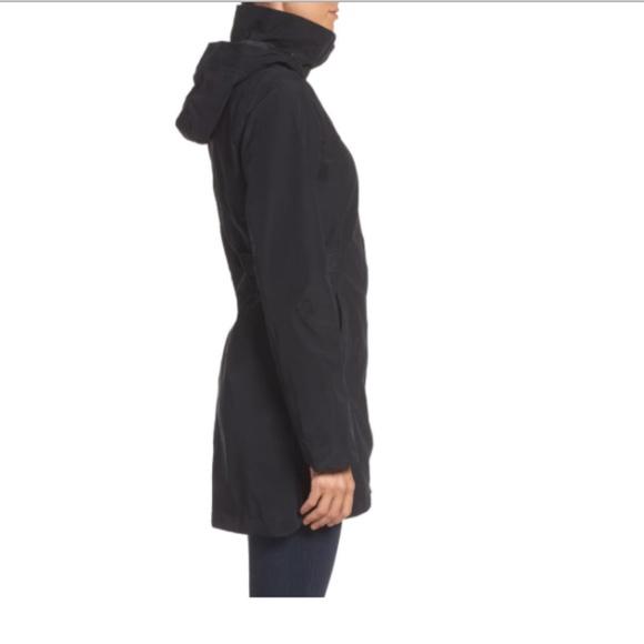 North Face Waterproof Hooded Rain Coat~XS